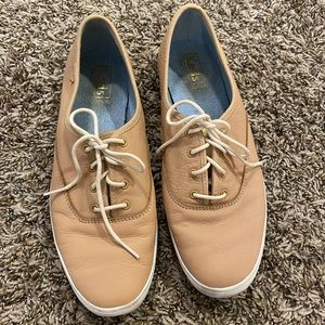 Keds Champion Sneakers- Leather